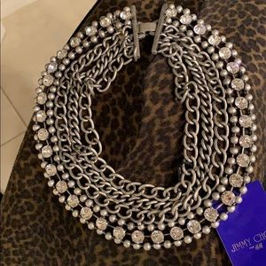 Jimmy choo for h&m necklace